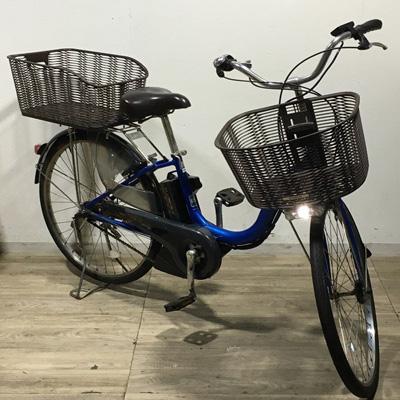電動アシスト自転車 PASナチュラL PA26NL